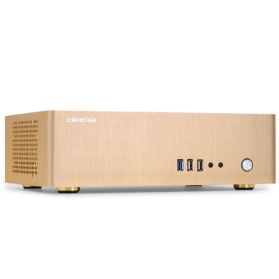 客厅中的精灵,佑泽9001 ITX机箱评测