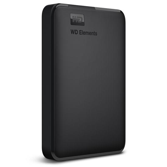 西部数据(WD)1TB USB3.0移动硬盘Elements 新元素系列2.5竞博app下载链接(稳定耐用 海量存储)
