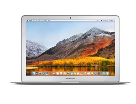 Apple MacBook Air 13.3万博手机版客户端下载笔记本电脑 银色(2017款Core i5 处理器/8GB内存/128GB闪存 MQD32CH/A)
