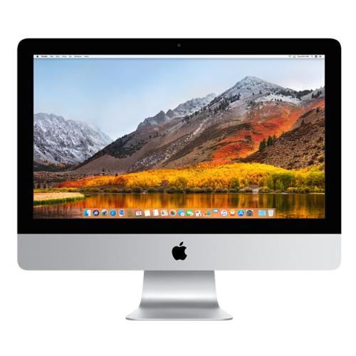 Apple iMac 21.5竞博app下载链接一体机Core i5 8G 1TB机械硬盘 台式电脑主机 MMQA2CH/A