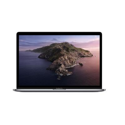 Apple 2019新品 MacBook Pro 13.3【带触控栏】八代i5 8G 512G 2.4GHz 深空灰 笔记本电脑 轻薄本 MV972CH/A