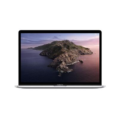 Apple 2019新品 MacBook Pro 13.3【带触控栏】八代i5 8G 512G 2.4GHz 银色 笔记本电脑 轻薄本 MV9A2CH/A