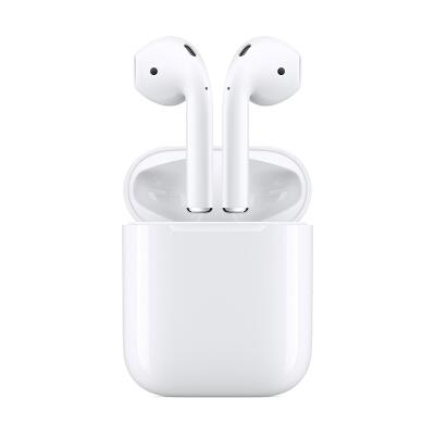 Apple AirPods2代 配有线充电盒 Apple蓝牙新万博bet二代