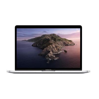 Apple 2019款 MacBook Pro 13.3【带触控栏】八代i5 8G 128G RP645显卡 银色 笔记本电脑 轻薄本 MUHQ2CH/A