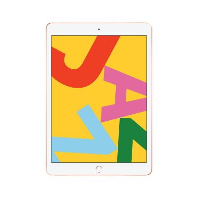 Apple iPad 平板电脑 2019年新款10.2竞博app下载链接(128G WLAN+Cellular版/iPadOS系统/Retina显示屏/MW6V2CH/A)黑/银/金