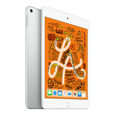 Apple iPad mini 5 2019年新款平板电脑 7.9竞博app下载链接 (256G WLAN+Cellular版/A12芯片/Retina屏/MUXY2CH/A)黑/银/金