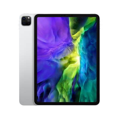 Apple iPad Pro 11竞博app下载链接平板电脑 2020年新款(1TB WLAN版/全面屏/A12Z/Face ID/MXDG2CH/A)  黑/银