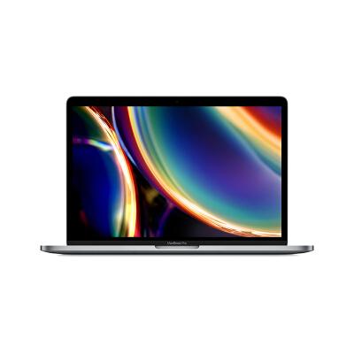 Apple 2020新款 MacBook Pro 13.3【带触控栏】八代i5 8G 512G 1.4GHz 深空灰 笔记本电脑 轻薄本 MXK52CH/A