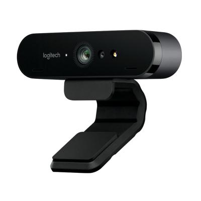 罗技(Logitech)BRIO C1000E 4K超高清广角台式电脑笔记本摄像头 内置麦克风 C1000E