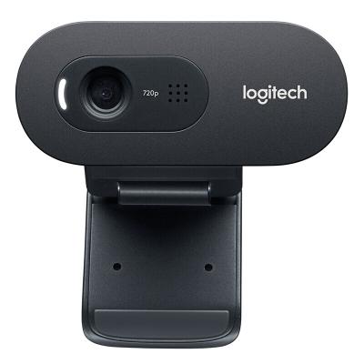 罗技(Logitech) C270i 高清USB网络摄像头 网络课程远程教育 麦克风台式机电脑摄像头 c270i