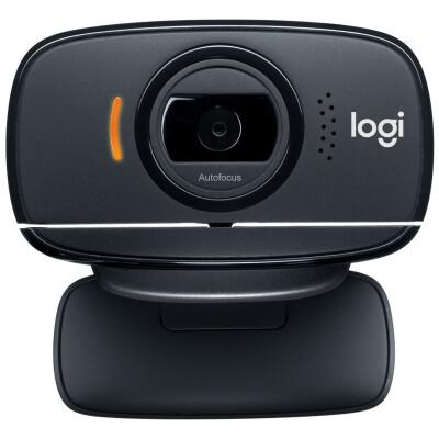罗技(Logitech) C525 高清网络摄像头 笔记本台式电脑视频摄像头 可旋转折叠 C525