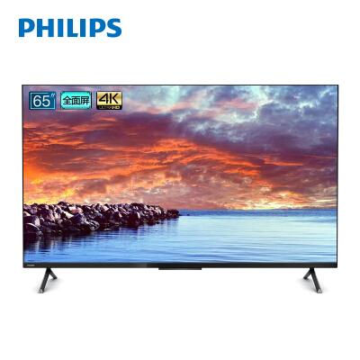 飞利浦(PHILIPS)65PUF8005/T3 65万博手机版客户端下载 全面屏 4K LED智能电视 企业购