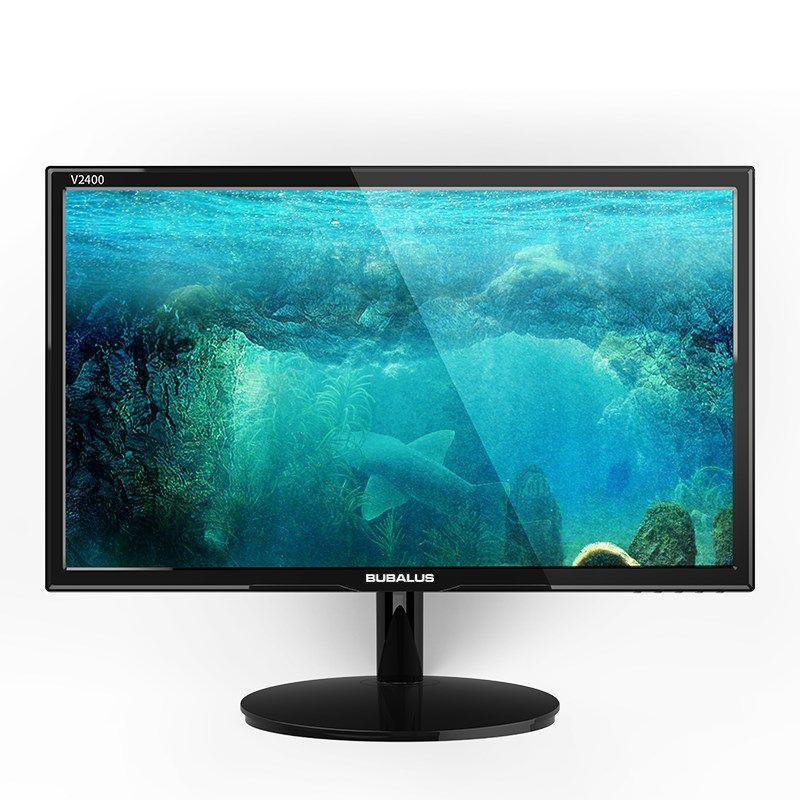 大水牛(BUBALUS) V2400 23.6寸液晶显示器 黑色 HDMI+VGA 支持壁挂