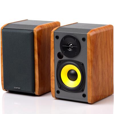 漫步者(EDIFIER)R1000BT 2.0声道 多媒体音箱 蓝牙音箱 音响 电脑音箱