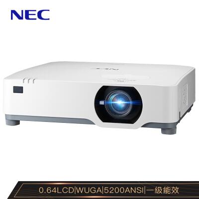 【免费上门安装】NEC NP-CG6500UL 激光投影仪 办公会议 高清大屏投影机(1920*1200 5200流明 )
