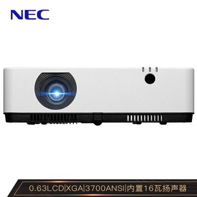 NEC NP-CR2170X 商务办公液晶投影机 投影仪(3700流明高亮 无线传输 多设备智能网络管理)