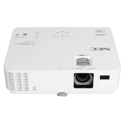 NEC NP- V303H+ 投影机家用 全高清投影仪(1080P 3300流明 单片DLP 3D)