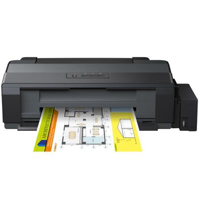 爱普生EPSON L1300 墨仓式 A3+高速图形设计专用照片打印机