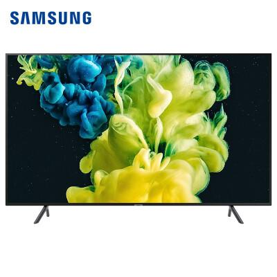 三星(SAMSUNG)UA55RU7700JXXZ 55万博手机版客户端下载4K超高清纤薄智能液晶电视 2019新款 包顺丰