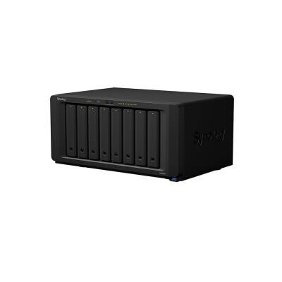 Synology群晖DS1819+NAS存储网络存储器服务器云存储ds1817+升级 DS1819+标配不含盘
