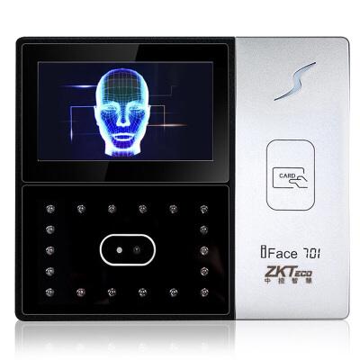 ZKTeco IFACE701 面部/射频卡 混合验证考勤机